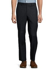 Lauren Ralph Lauren Wool Trouser Pants Charcoal