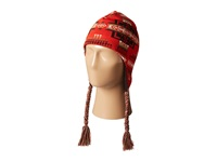 Pendleton Knit Tassel Cap Chief Joseph Red Caps