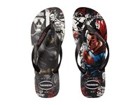 Havaianas Top Batman V Superman Sandal White Black Men's Sandals