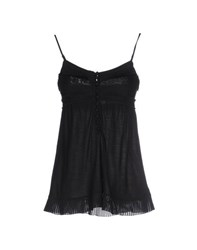 Juicy Couture Topwear Tops Women Black