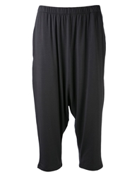 Getting Back To Square One Harem Trousers Grey