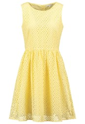 Mintandberry Summer Dress Pale Banana Light Yellow