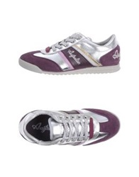 Australian Low Tops And Trainers Purple