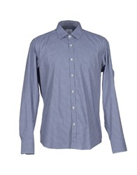 Agho Shirts Shirts Men Dark Blue