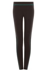 James Perse Spiral Seam Yoga Trousers