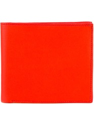 Melindagloss 'Leather Portefeuilles' Wallet Yellow And Orange