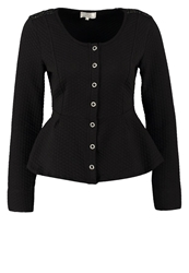 Cream Jennifer Summer Jacket Pitch Black