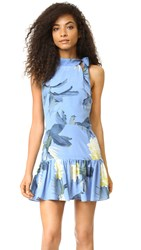 Sam And Lavi Adora Floral Dress Malta Silk