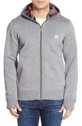 Men's Bench 'Spotlight' Bonded Fleece Knit Jacket