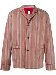 Paul Smith Striped Pyjama