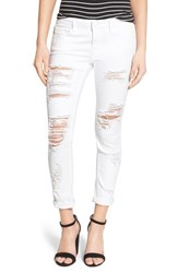 Women's Vigoss 'Thompson Tomboy' Destroyed Skinny Jeans