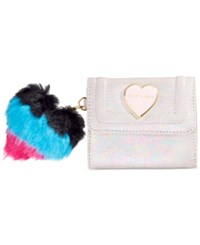 Betsey Johnson Xox Trolls French Wallet Only At Macy's Multi