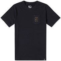 Nike Court Pocket Tee Black
