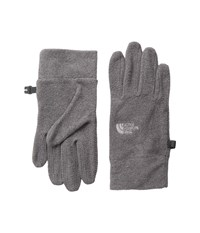 The North Face Women's Tka 100 Glove Rabbit Grey Heather Extreme Cold Weather Gloves Gray