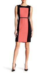 Nine West Colorblock Dress Multi