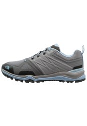 The North Face Ultra Fastpack Ii Hiking Shoes Foil Grey Powder Blue