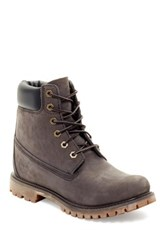 Timberland Premium Wedge Boot Gray