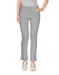 Iceberg Trousers Casual Trousers Women Grey