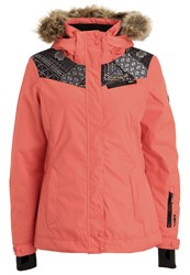Brunotti Jovana Ski Jacket Fushion Pink