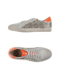 Htc Low Tops And Trainers White
