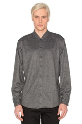 Publish Rustin Button Down Gray