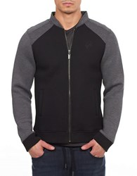 William Rast Colorblocked Zip Up