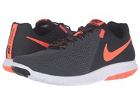 Nike Flex Experience Rn 5 Anthracite Total Crimson Black White Men's Running Shoes