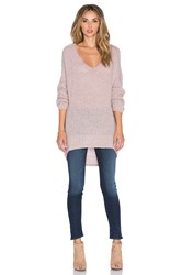 Sen Daphne Sweater Blush