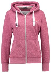 Superdry Primary Tracksuit Top Cherry Snowy Berry