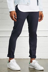 Forever 21 Clean Wash Slim Fit Jeans