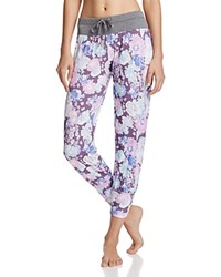 Splendid Intimates Cropped Pants Garden Party Floral