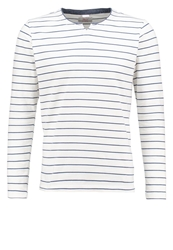 S.Oliver Long Sleeved Top Nature Stripes Off White