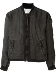 Our Legacy Classic Bomber Jacket Black
