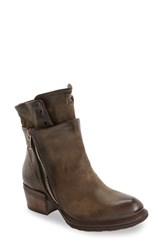 A.S.98 Women's Cadmus Layered Shaft Bootie