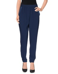Dkny Casual Pants Slate Blue