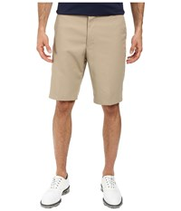 Dockers Classic Fit Flat Front Golf Shorts Khaki Men's Shorts