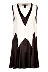 Marc By Marc Jacobs Silk Flame Dress