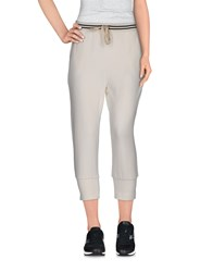 Marina Yachting Trousers 3 4 Length Trousers Women Dark Blue