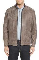 Remy Leather Men's Distressed Lambskin Jacket