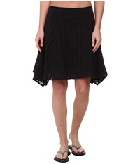 Prana Rhia Skirt Black Women's Skirt