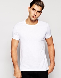 United Colors Of Benetton Crew Neck T Shirt White101