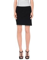 Vince. Skirts Mini Skirts Women Black