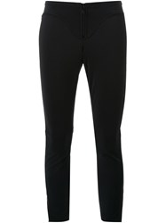 3.1 Phillip Lim Cropped Leggings Black