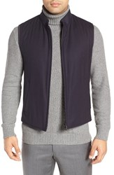 Corneliani Men's Reversible Wool Vest