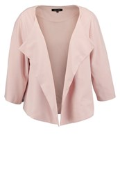New Look Blazer Shell Pink Rose