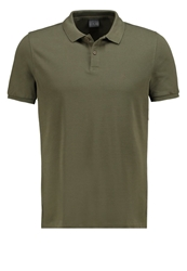 Ck Calvin Klein Pete Fitted Polo Shirt Army Green