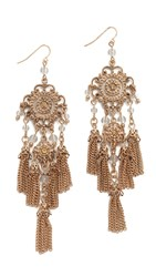 Adia Kibur Casey Earrings Gold