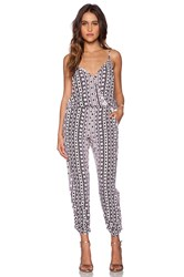 Eight Sixty Rhapsody Jumpsuit Black