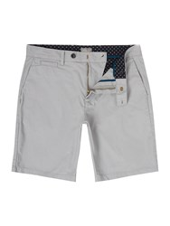 Linea Men's Max Cotton Short Light Grey