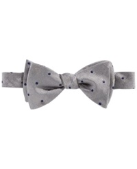 Brooks Brothers Repp Dot Bow Tie